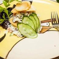 Мозаика салат Фото