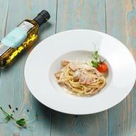 Карбонара (спагетти) Фото