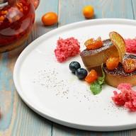 Тарт пряно-шоколадный Фото