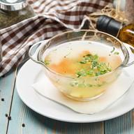 Куриный суп с фрикадельками Фото