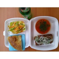 Обед №3 Фото