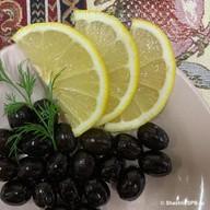 Маслины с лимончиком Фото