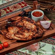 Шашлык из цыплёнка (корнишон) Фото