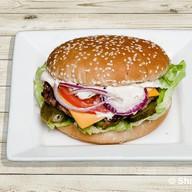 Бургер-кебаб Фото