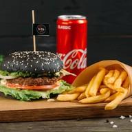 Комбо Бараш Хитбургер с бараниной Фото