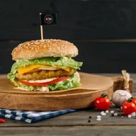 ЧикенХит бургер с курицей Фото