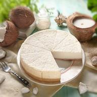 Чизкейк кокосовый Фото