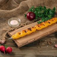 2x Люля-кебаб из картофеля Фото