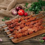 Шашлык из свиной шейки 1кг Фото