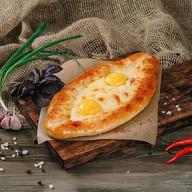 Дабл хачапури по-аджарски Фото