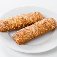 Хлебные палочки с пармезаном Фото