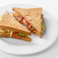 Клаб сэндвич гриль Фото