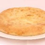 Хачапури с сыром и зеленью Фото
