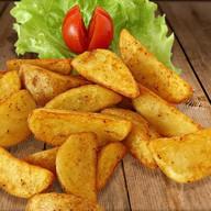 Картофель по-деревенски Фото