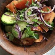 Салат с овощами по-грузински (БЛ) Фото