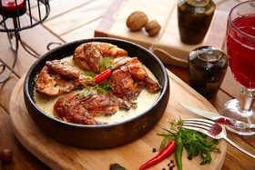 Шкмерули из цыпленка - Фото