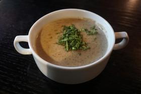 Грибной суп-пюре (БЛ) - Фото