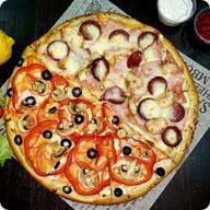 Дуэт пицца Фото