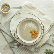 Крем-суп из грибов Фото