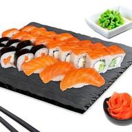Для любителей лосося мини Фото