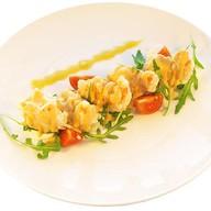 Креветки в соусе том ям Фото
