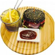 Бургер Black Jack Фото