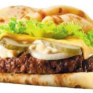Бургер блин Фото