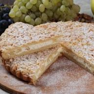 Творожно-ягодный пирог Фото