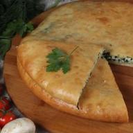 С сыром и шпинатом Фото