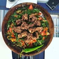 Курутоб без мяса Фото