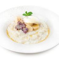 Каша рисовая с ягодой (завтрак) Фото