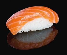 Суши лосось - Фото