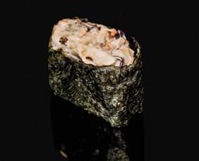 Гункан острые мидии - Фото