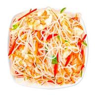 Фреш wok с креветкой (острый) Фото