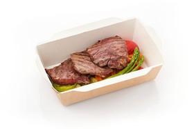 Медальоны из говядины с овощами-гриль - Фото