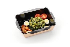 Салат со стручковой фасолью - Фото