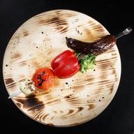 Овощи, приготовленные на шампуре Фото