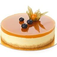 Торт манго-маракуйя (заказ за сутки) Фото