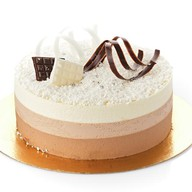 Торт 3 шоколада (заказ за сутки) Фото