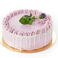 Торт черничный (заказ за сутки) Фото