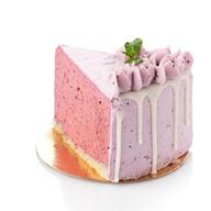 Пирожное черничное Фото