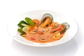 Том ям с морепродуктами - Фото