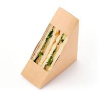 Сэндвич с семгой слабосоленой Фото