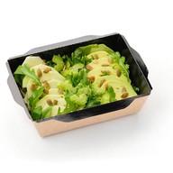 Салат с авокадо и яблоком Фото