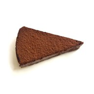 Чизкейк шоколадный Фото