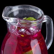 Лимонад вишня-миндаль Фото