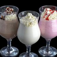 Молочный коктейль Фото