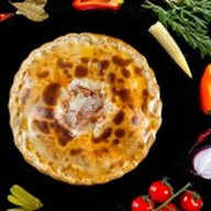 Закрытая пицца Кальзоне Ми Фото