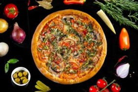 Базиликовая с овощами - Фото