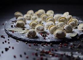 Пельмени из баранины - Фото